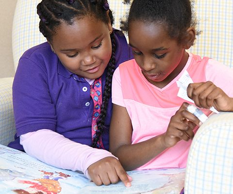 Girl Talk Program at James McHenry Elementary School