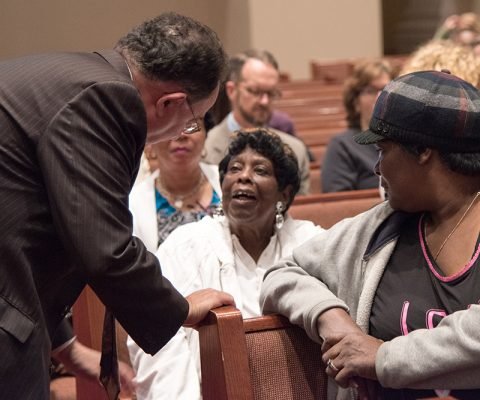 """Town Hall Meeting Introduces """"Partnership With West Baltimore"""""""