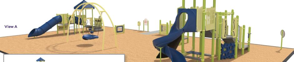 James McHenry KABOOM! Playground Build